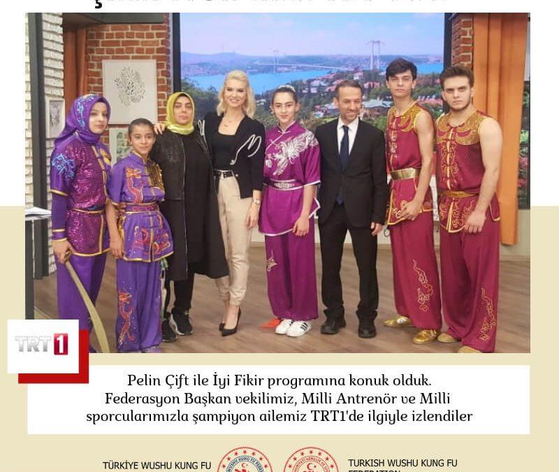 Dünya Şampiyonları TRT1'de